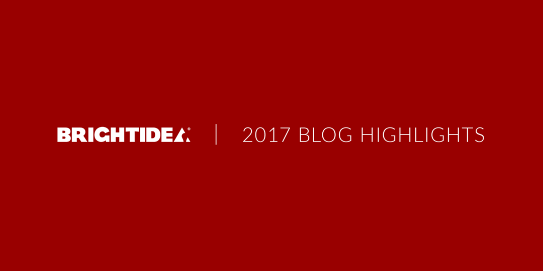 2017 Highlights from the Brightidea Blog