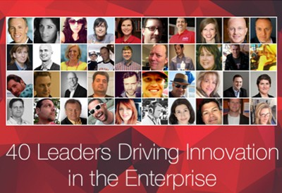 40 Leaders Driving Innovation In the Enterprise