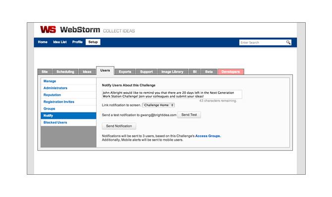Webstorm-setup-page
