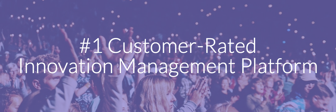 Brightidea is Now the #1 Customer-Rated Innovation Management Platform