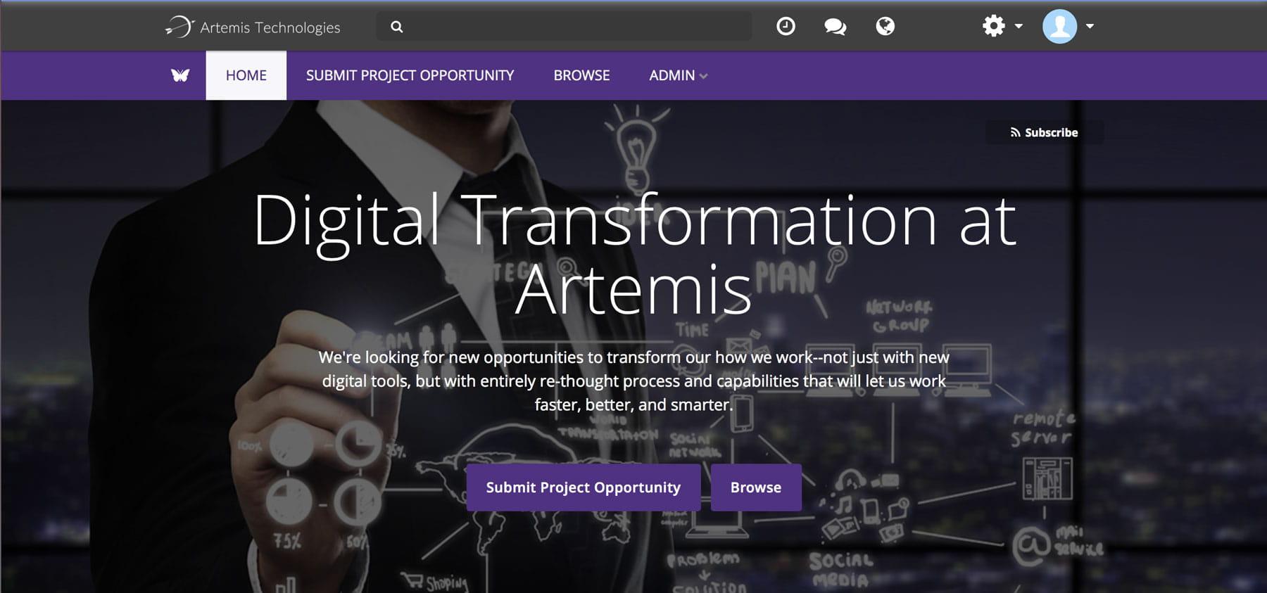 Brightidea Innovation Cloud Transformation