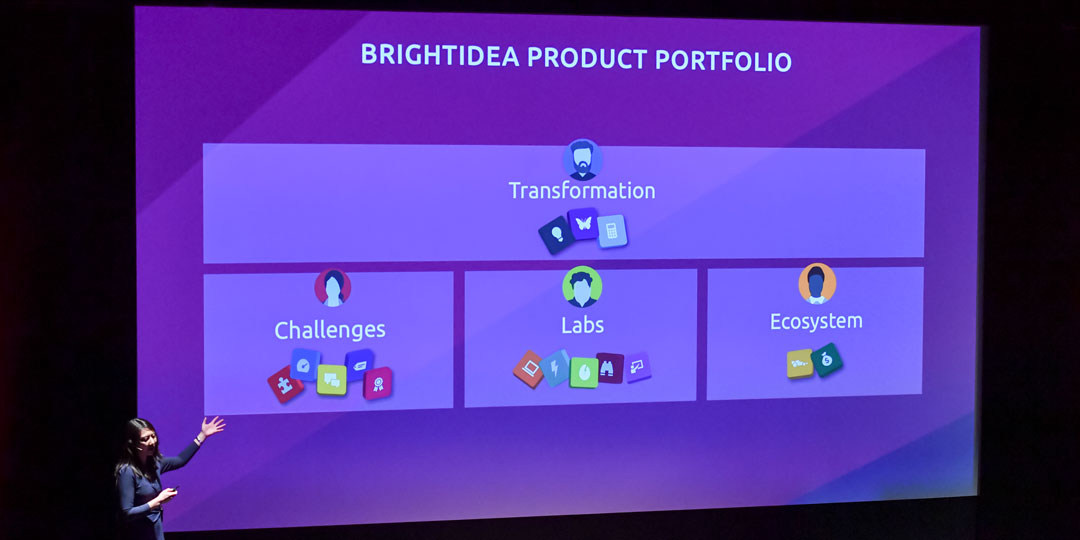 Brightidea Synthesize 2017 Product Presentation