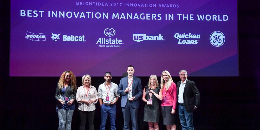 Brightidea Announces 2017 Innovation Award Winners