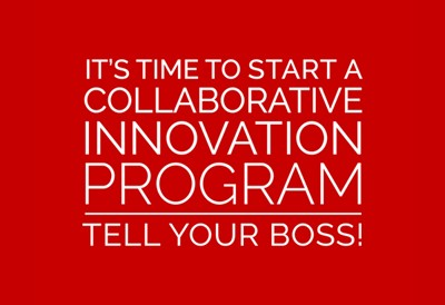 It Is Time to Start an Innovation Program