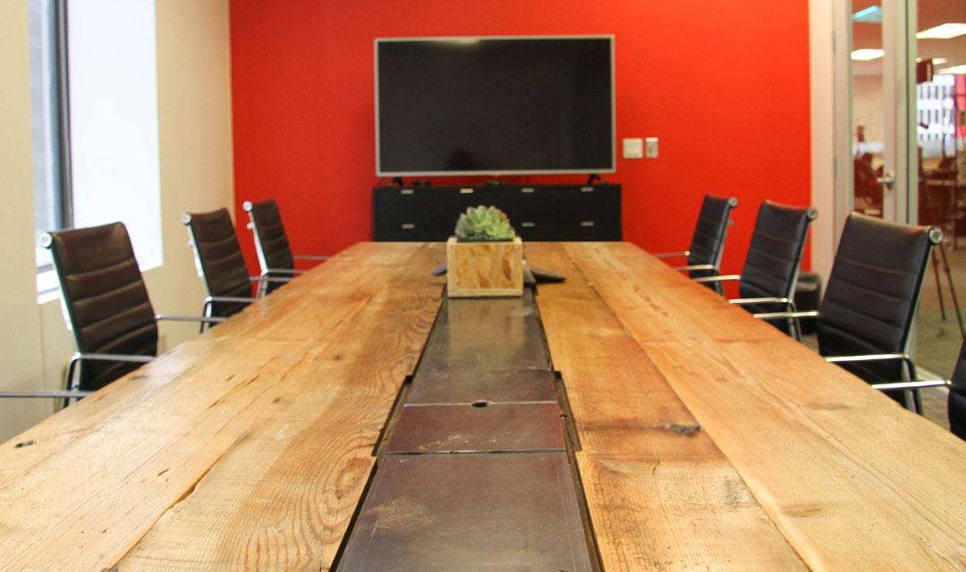 Brightidea Conference Table
