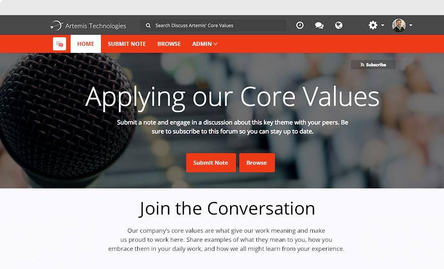 Discuss - Brand Customization