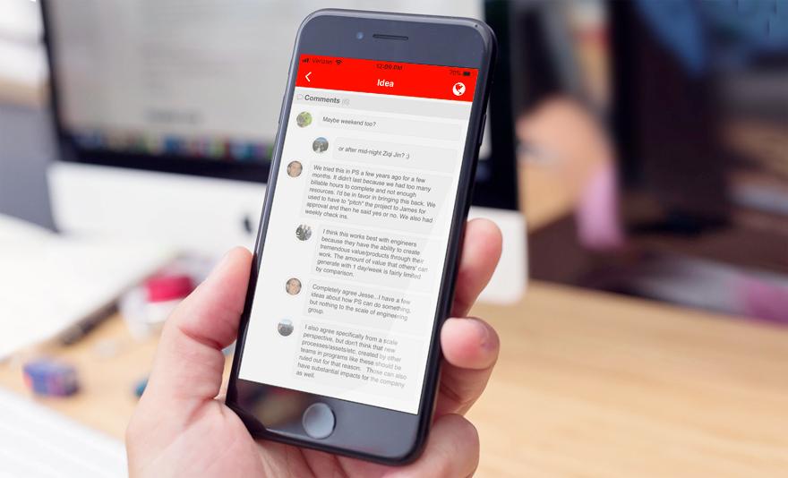 Discuss - Mobile Conversations