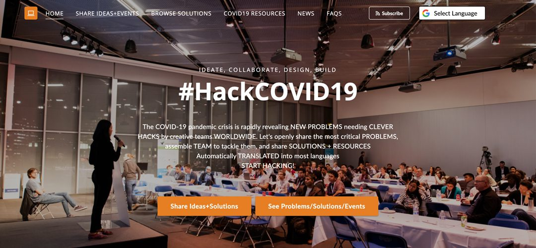 "MIT and Brightidea are ""health hacking"" COVID-19, through remote collaboration"