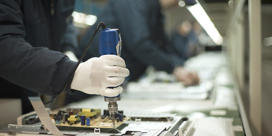 Innovation and Intellectual Property Are Key to Bringing Back U.S. Manufacturing Jobs