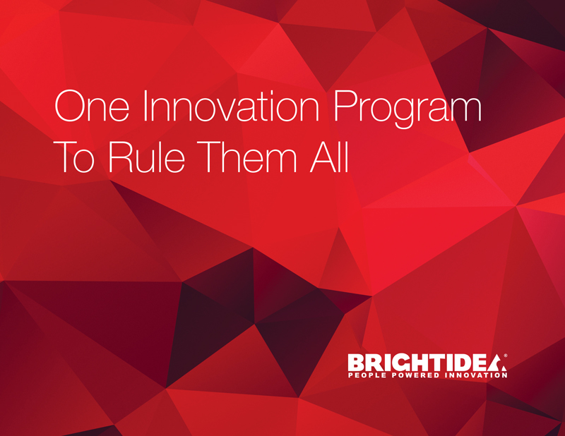 Ways to Win as Enterprises Race To Innovate