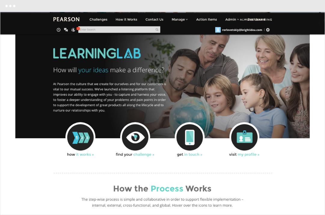 Peasron-Education-Learning-Lab