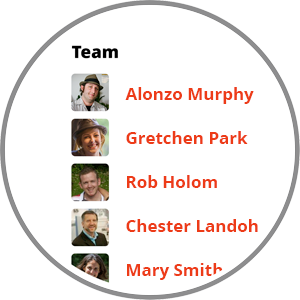 Pitch - Team Collabortion Overlay