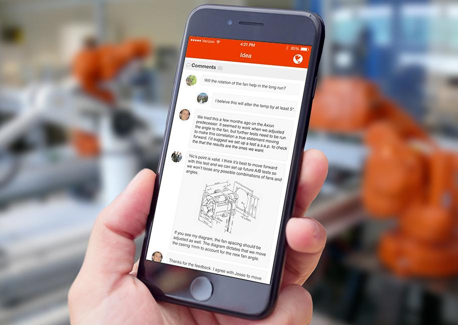 Solve - Mobile Collaboration