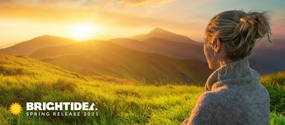 Spring Release 2021: A New Day