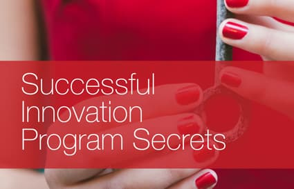 Successful Innovation Program Secrets