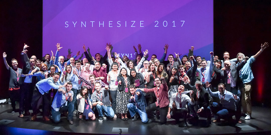 Synthesize 2017 Brightidea Employees