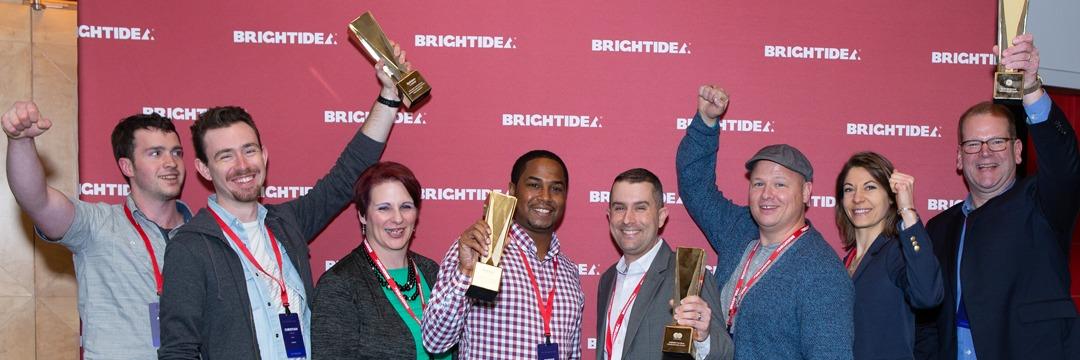 Brightidea Announces 2018 Innovation Award Winners