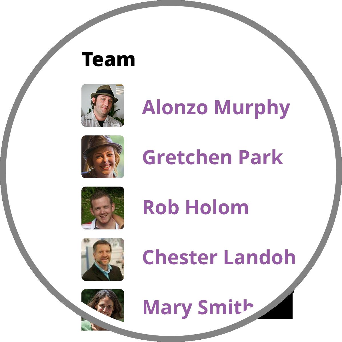 Team Overlay Pitch