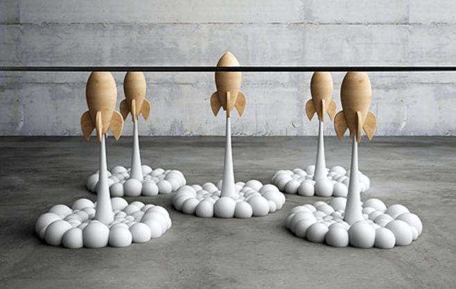 Rocket Table
