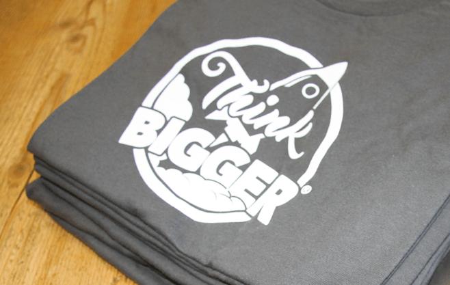 Think Bigger T-Shirts