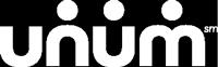 Unum White Logo