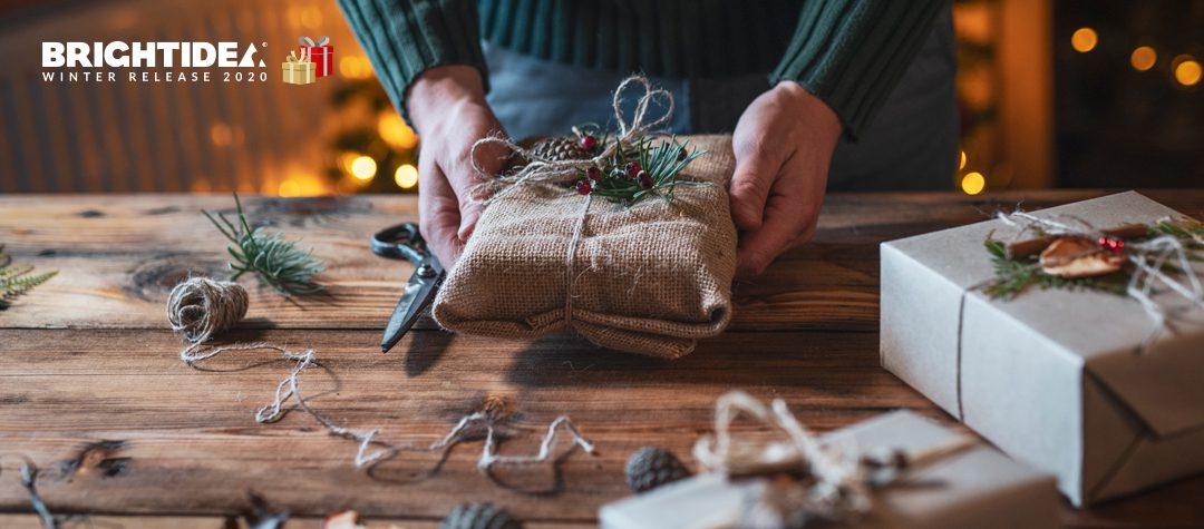 Winter Release 2020: Simple gifts to make your life easier.