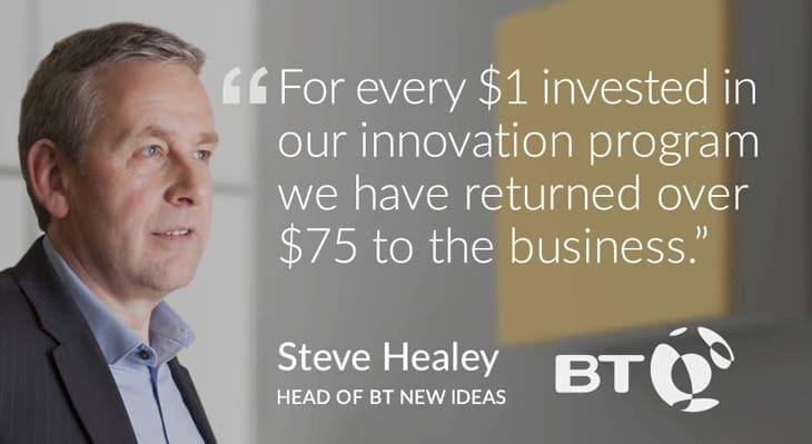 Steve Healey - BT