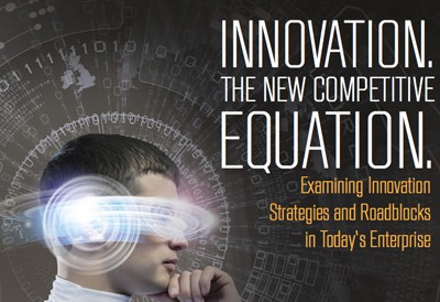 Innovation. The New Competitive Equation.