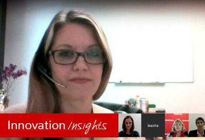Google Hangout: RockStar Innovation Program Mgr